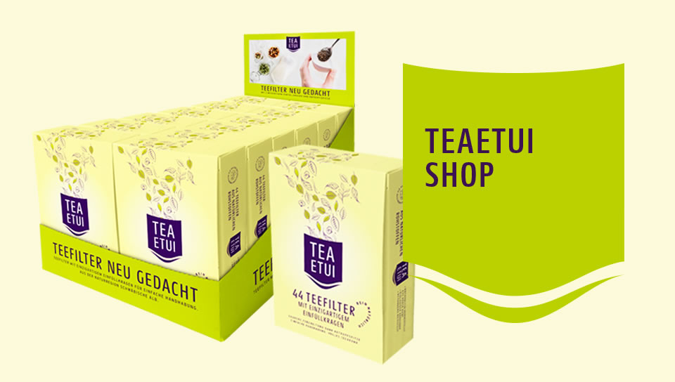 Teefilter Shop | TeaEtui